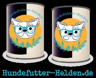 Hundefutter Helden Logo